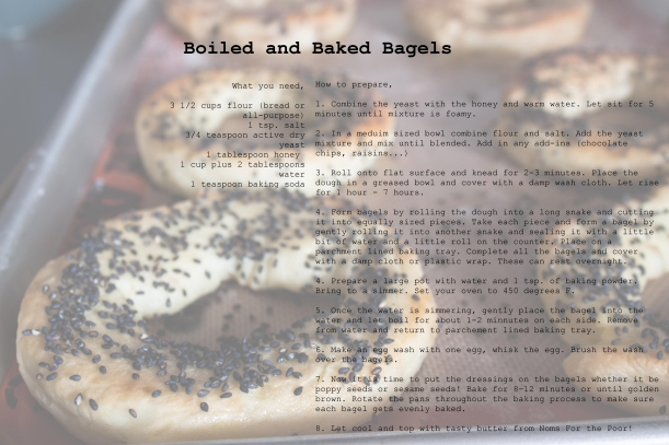 Recipeforbagels