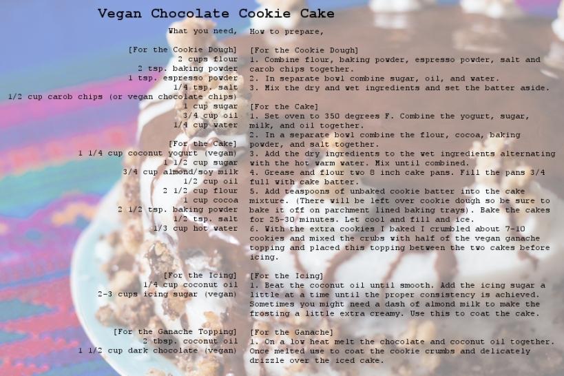 VeganDoubleChocolaeCakeRecipe