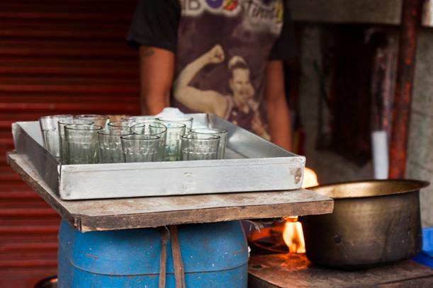 Vegan Chai-India
