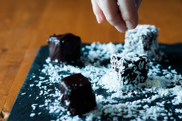 Vegan Lamingtons-7